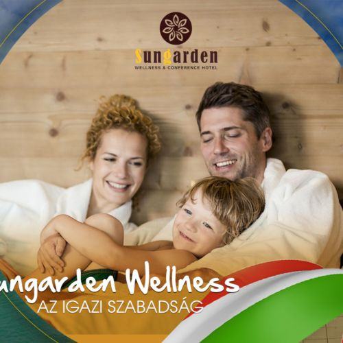 SunGarden Wellness & Conference Hotel Siófok