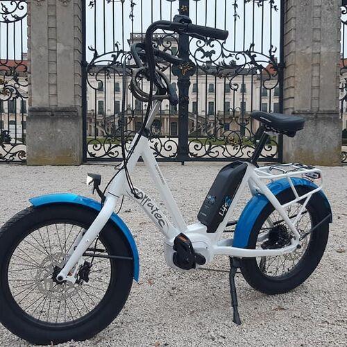 Smile E-bike - Elektromos kerékpár bérlés a Fertő-tónál | Fertőd