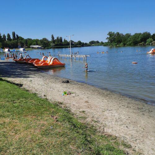 Szelidi-tó   Szeliditópart
