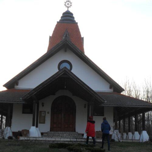 Nandafalva Hindu Templom | Balástya