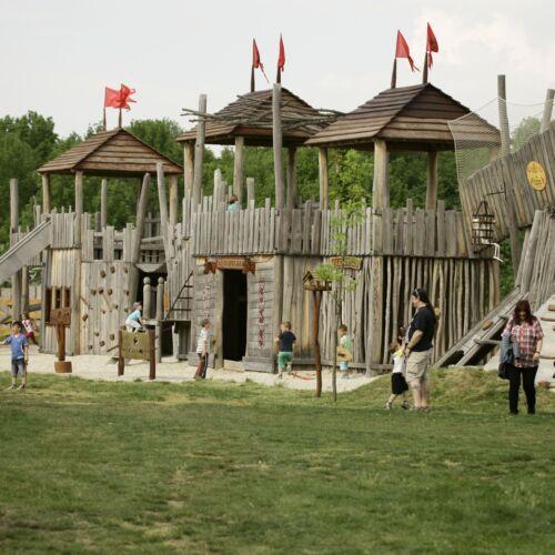 Nomádia Szabadidőpark és Lovarda | Ajka