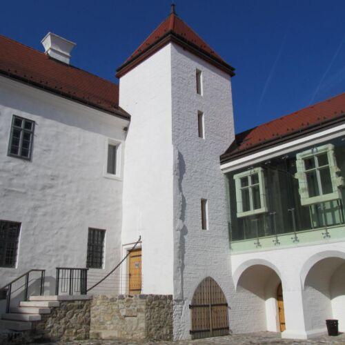 Szászvári várkastély   Szászvár