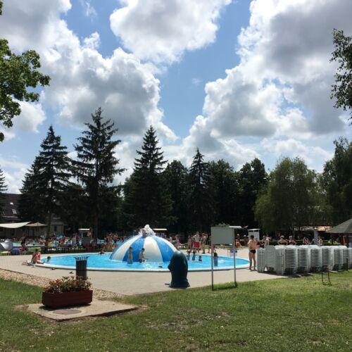Bogácsi Gyógy- és Strandfürdő | Bogács