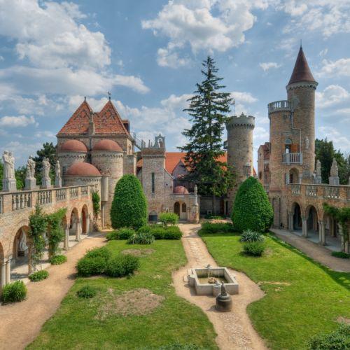 Bory-vár | Székesfehérvár