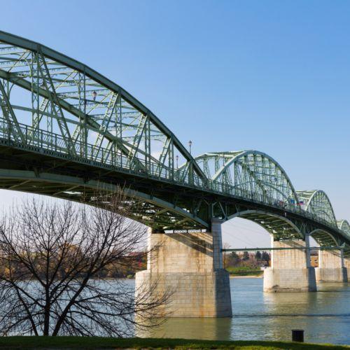 Mária Valéria híd | Esztergom