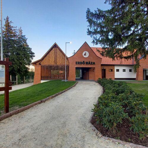 Erdő Háza Ökoturisztikai Látogatóközpont   Sopron