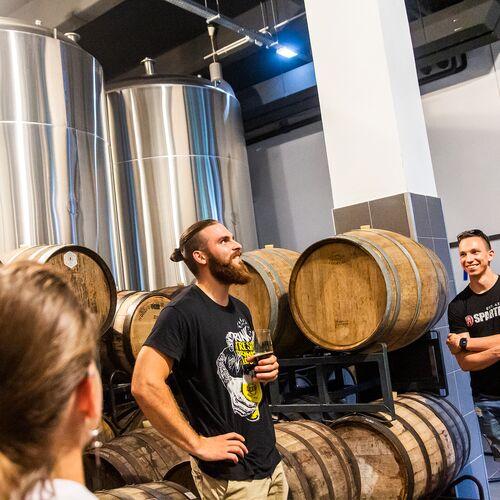 Nyitott főzdék napja - FIRST Craft Beer Company   Budapest