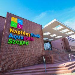 Napfényfürdő Aquapolis | Szeged