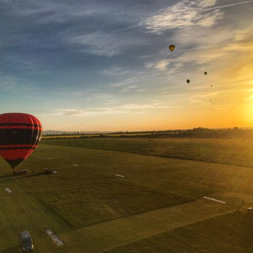 Balaton Ballooning   Cserszegtomaj