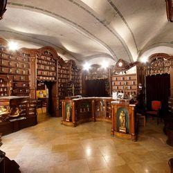 Fekete Sas Patikamúzeum | Székesfehérvár