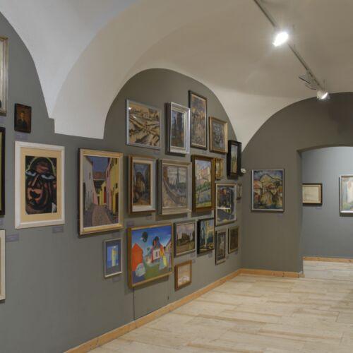 Városi Képtár - Deák Gyűjtemény