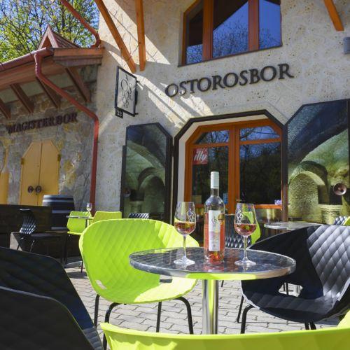 Ostorosbor Pince