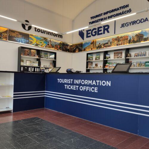 Egri Tourinform Iroda és Ajándékbolt