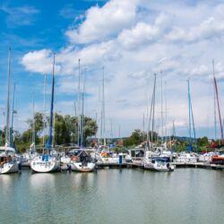 Keszthely hajóállomás - Balatoni Hajózás Zrt. | Keszthely