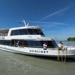 Szigliget hajóállomás - Balatoni Hajózás Zrt. | Szigliget