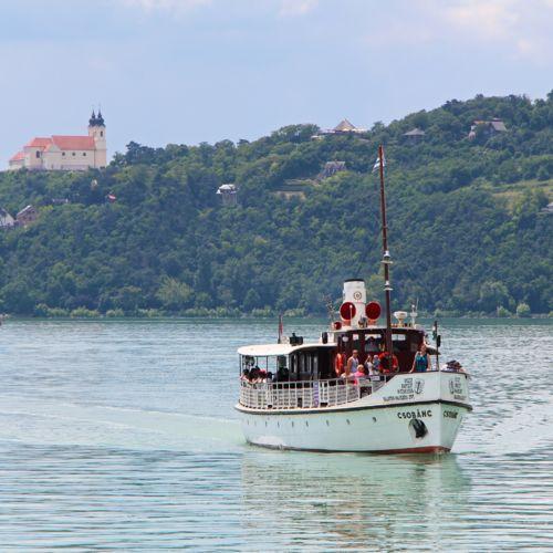 Tihany hajóállomás - Balatoni Hajózás Zrt.