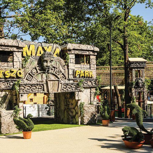 Maya Játszópark - Avalon Park | Miskolctapolca