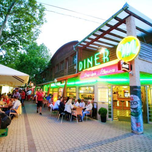 DinerM Amerikai Étterem