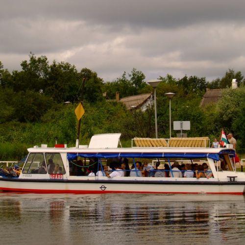 Velencei-tavi Hajózás