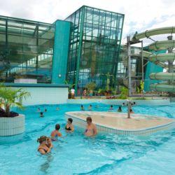 Aquasziget Élményfürdő | Esztergom