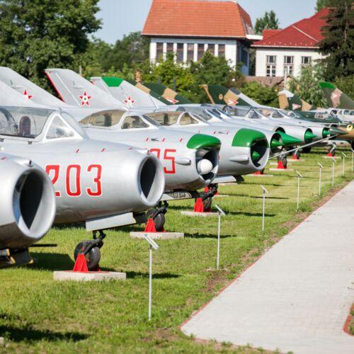 RepTár Szolnoki Repülőmúzeum | Szolnok