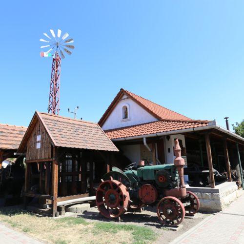 Hajdu Ráfis János Mezőgazdasági Gépmúzeum