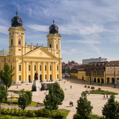 Debreceni Református Nagytemplom | Debrecen