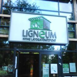 Ligneum Látogatóközpont | Sopron