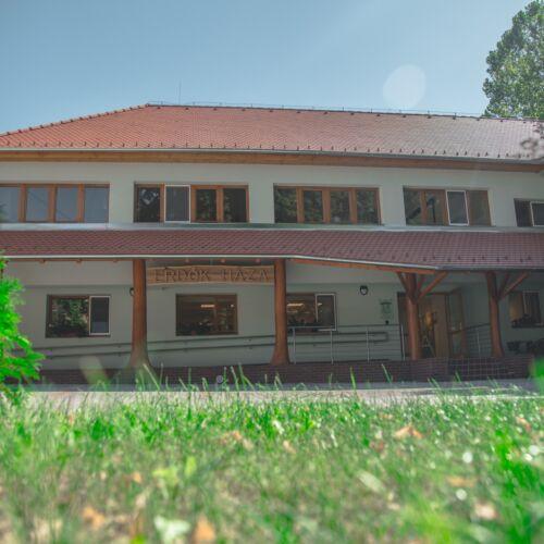 Erdők Háza Látogatóközpont   Kaposvár