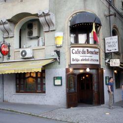Café du Boucher Belga Söröző-Étterem