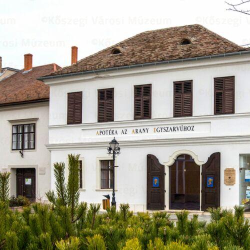 Arany Egyszarvú Patikamúzeum | Kőszeg