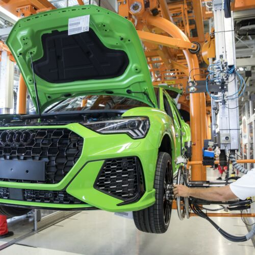 Audi Hungaria Látogatói Központ   Győr