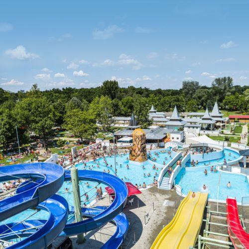 Aquarius Élmény- és Parkfürdő | Nyíregyháza