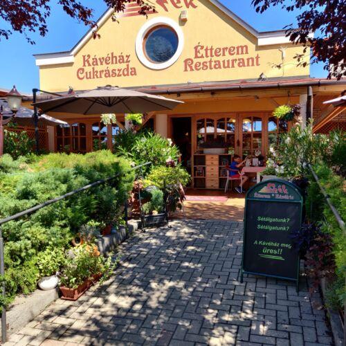 Fék Kávéház-Étterem