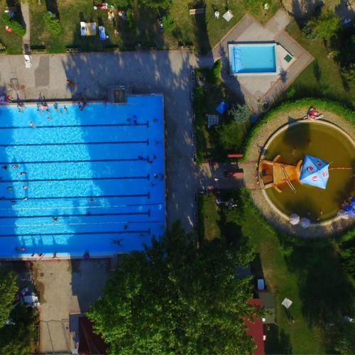 Miklóssy János Sportközpont Strandfürdő