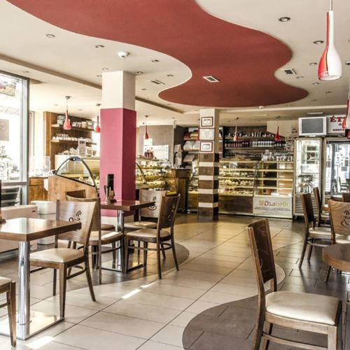 Solier Cafe, Étterem, Cukrászda &  Catering