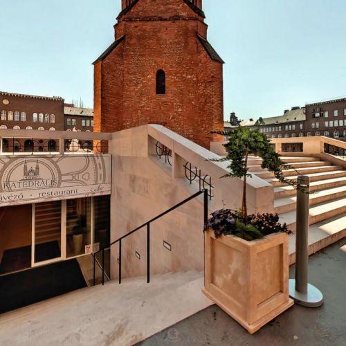 Szegedi Dóm Látogatóközpont | Szeged