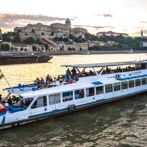 Kirándulóhajóval a Dunakanyarba - MAHART PassNave Kft. | Budapest