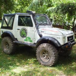 Green Scorpions Offroad Experince | Borsodnádasd
