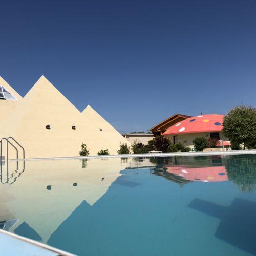 Demjén Piramis Fürdő és Üdülőpark | Demjén
