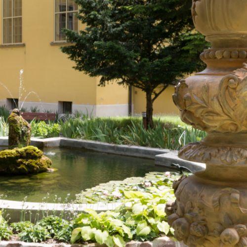 Pécsi Püspökség - Püspöki Palota