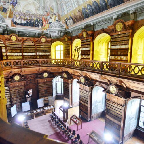 Főegyházmegyei Könyvtár | Eger