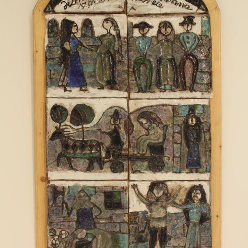Szilágyi Mária keramikusművész állandó kiállítása | Celldömölk