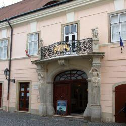 Esterházy-palota - Radnai-gyűjtemény | Győr