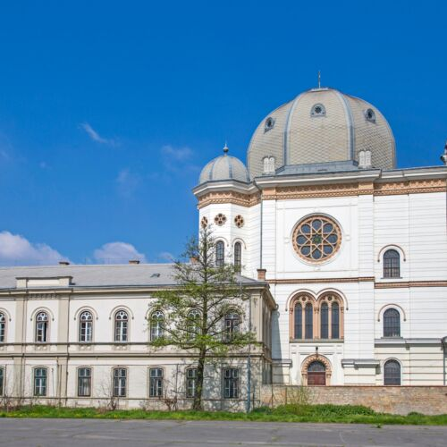 Zsinagóga - Vasilescu-gyűjtemény | Győr
