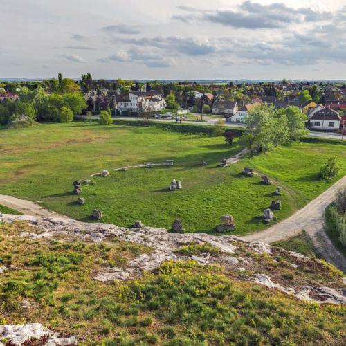 ELTE- Geológus kert | Tata