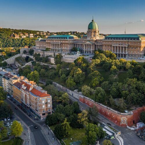 Budai Várnegyed | Budapest