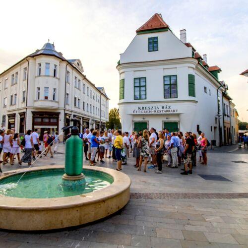 Gyere Győrbe tematikus városnézés