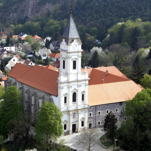 Sopronbánfalvi Kolostor   Sopron