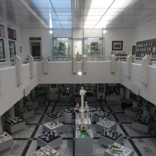 Hollóházi Porcelán Ipartörténeti Kiállítóhely